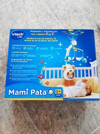 Proyector mama pato