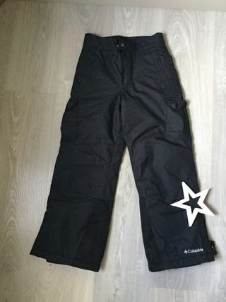 Pantalones nieve Columbia