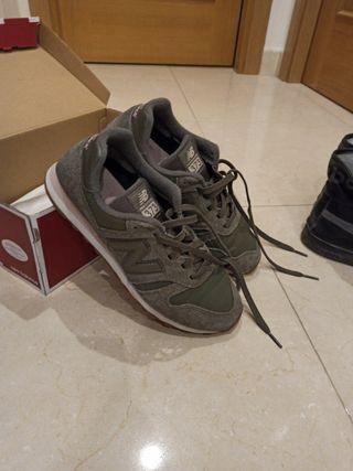 7 pares zapatos mujer numero 40