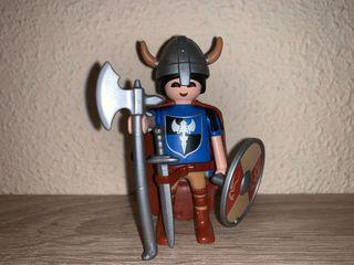 Playmobil vikingo.