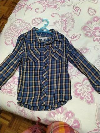 camisa niño 4/5 años