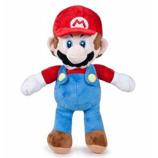 Peluche Mario Super Mario Bros soft 25cm