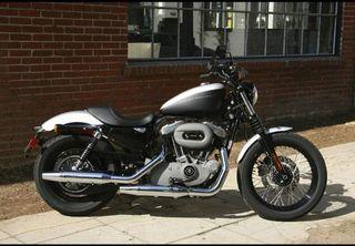 despize de Harley Davidson esporter xl 1200