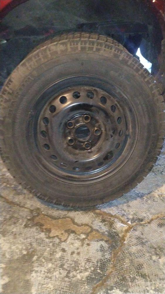ruedas de nieve T4