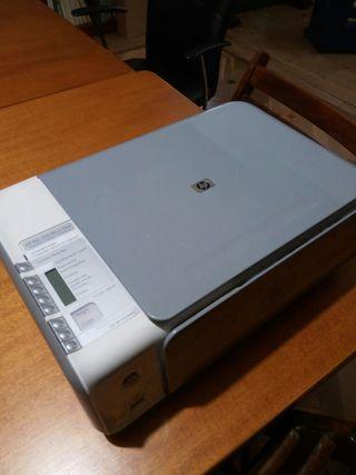 Impresora escáner copiadora