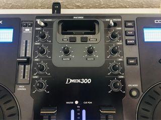 Mesa de mezclas Cortex DMIX-300