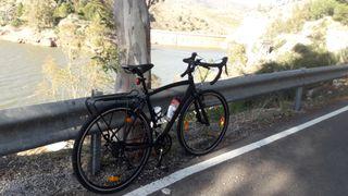 Bicicleta de cicloturismo/urbana