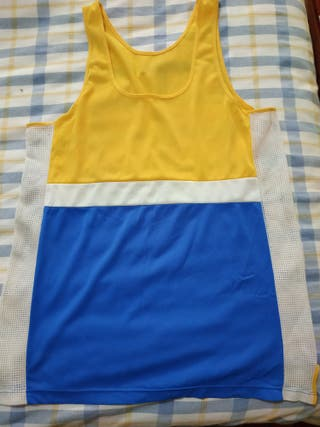 Camiseta atletismo - running