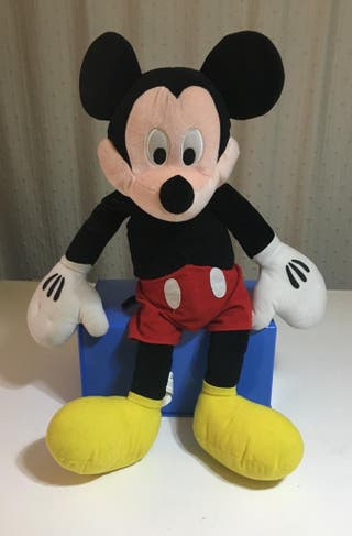 Mickey y Minnie Mousse gigantes