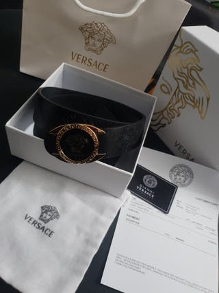 cinturon Versace 2019
