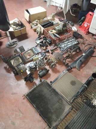 lote piezas volvo 480 turbo