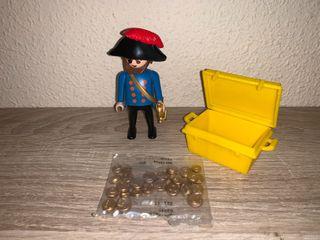 Playmobil antiguo pirata