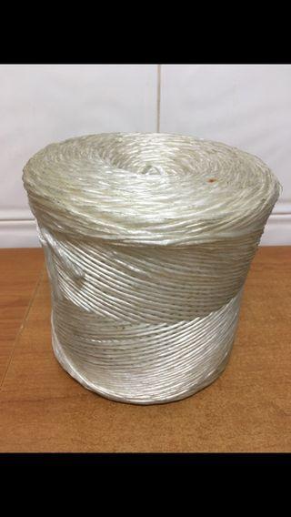 Bobina cuerda de plástico