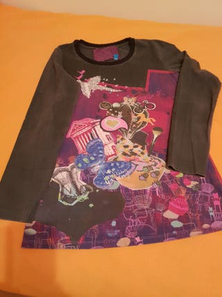 Camiseta Sidecar mujer