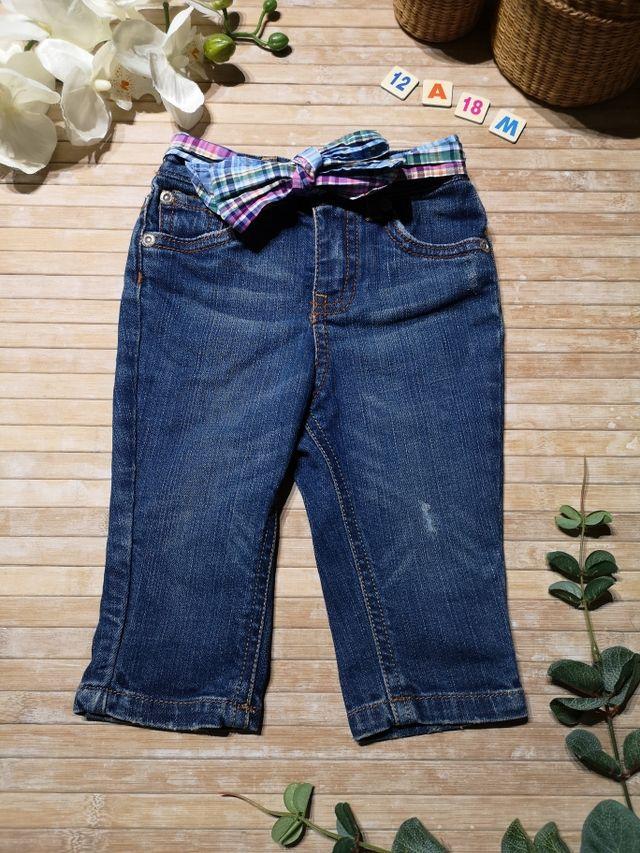 9/12 meses vaquero Ralph Lauren pantalon bebe