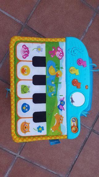 Piano bebé, marca juguettos