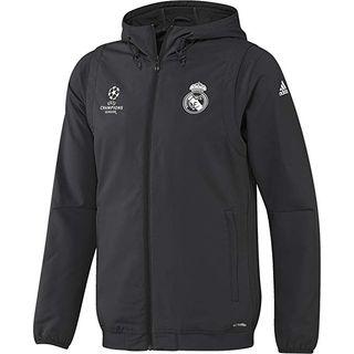 Chaqueta Impermeable Real Madrid Junior Nueva