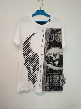 "CAMISETA PHILIPP PLEIN ""MONEY"""