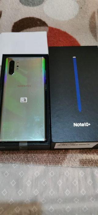 Samsung Galaxy note 10 Plus 512Gb aura glow