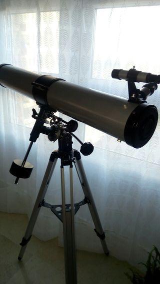 Telescopio Seben 900-76