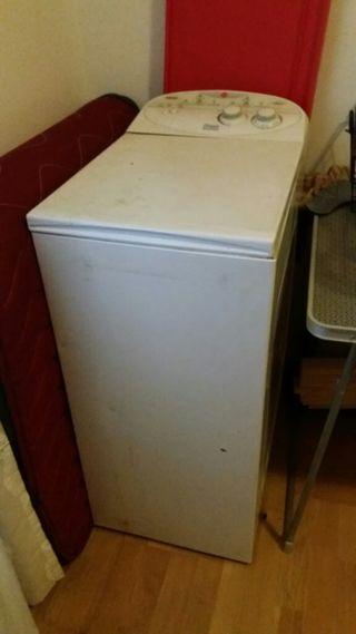 secadora carga superior.