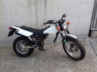 Yamaha TW125 TW200 Despiece