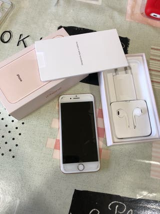 iPhone 8 64GB color rosa