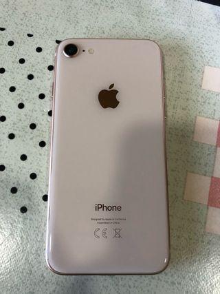 iPhone 8 64GB color rosa