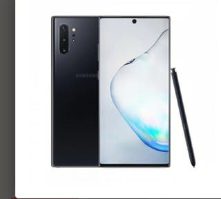 Samsung Galaxy Note 10+ / 256GB NUEVO