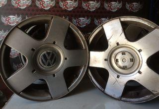 VW GOLF 4 LLANTAS