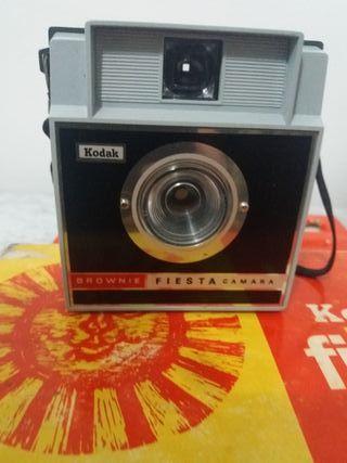 Cámara fotos Kodak Brownie Fiesta
