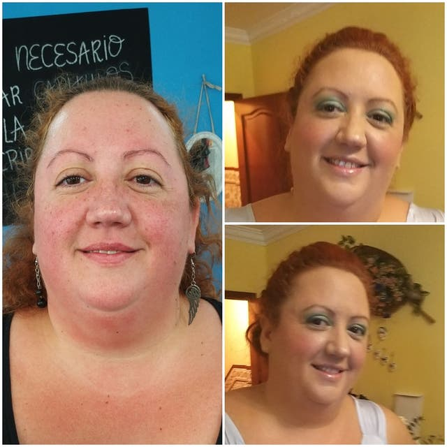 prlqueuera,maquilladora,extencion de pestañas