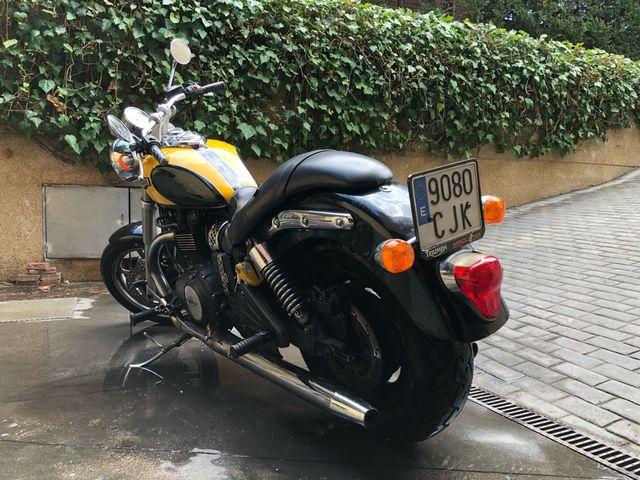Triumph Speedmaster 800cc 2003
