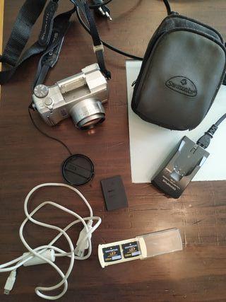 Cámara de fotos Olympus C-760 Ultrazoom