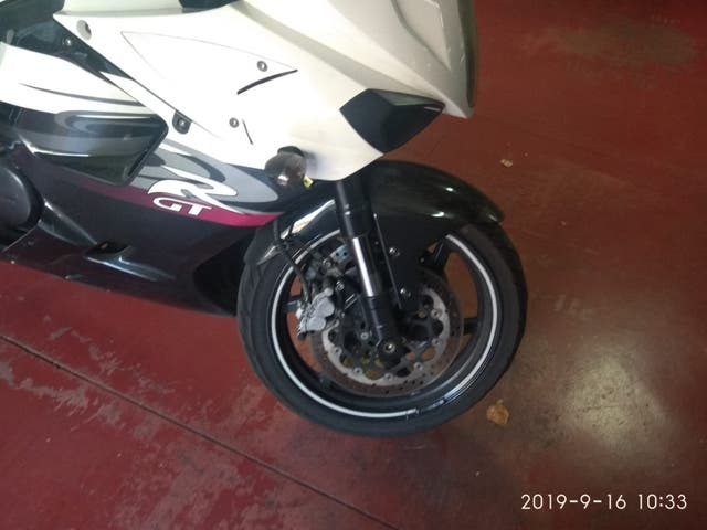 Moto Hyosung 250cc