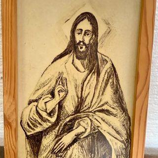 CUADRO SAGRADO CORAZON DE JESUS