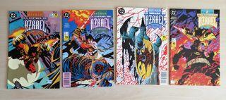 Batman comics. La espada de Azrael, serie completa