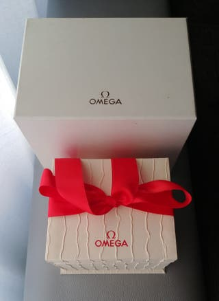 Omega Constellation Quadra Cronografo diamond