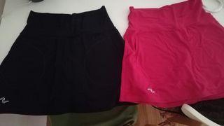 Faldas, chaqueta, conjuntos y pantalón Pádel