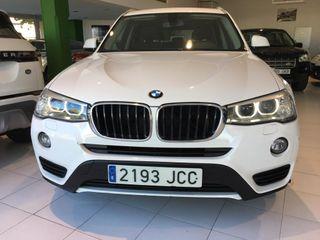 BMW X3 118d