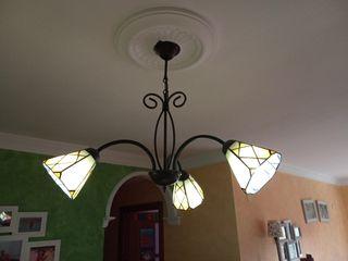 Lámpara de salón