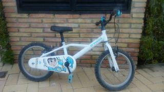 Bicicleta de niños INUIT