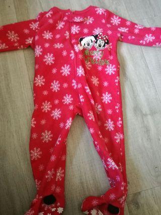 Pijama talla 6-12 meses nuevo