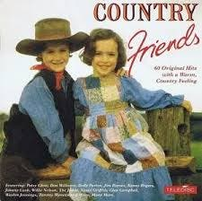 CD TRIPLE Country friends