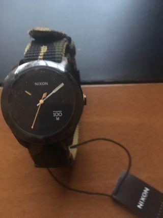 Reloj Quad Woodland Watch nuevo sin estrenar