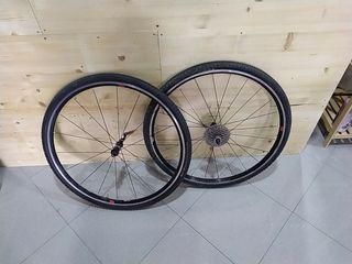 ruedas bontrager carretera ciclocross