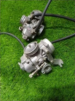 Dos carburadores Keihin Original de CBR 125