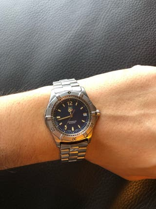 TAG HEUER PROFESSIONAL 200 QUARTZ STEEL