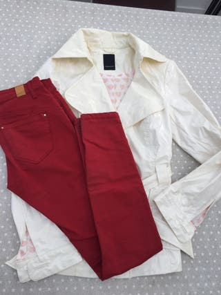 Lote de ropa, 4 prendas