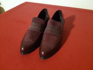 zapato bajo mujer nuevos/KROC talla 38